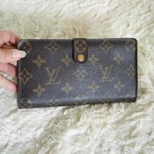 Louis Vuitton Bags - Louis Vuitton Long Wallet